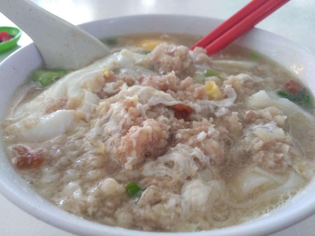 Koay Teow Thng @ Sri Nibong Cafe - Koay Teow Thng