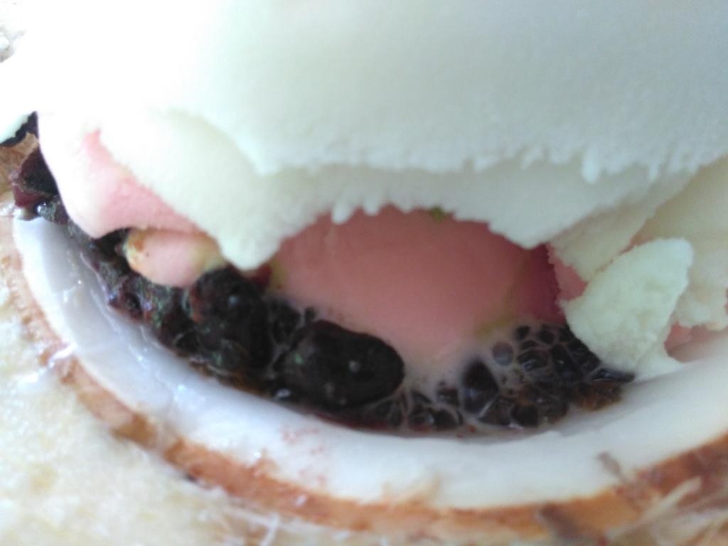 Coconut Ice Cream @ Angi Ice Cream
