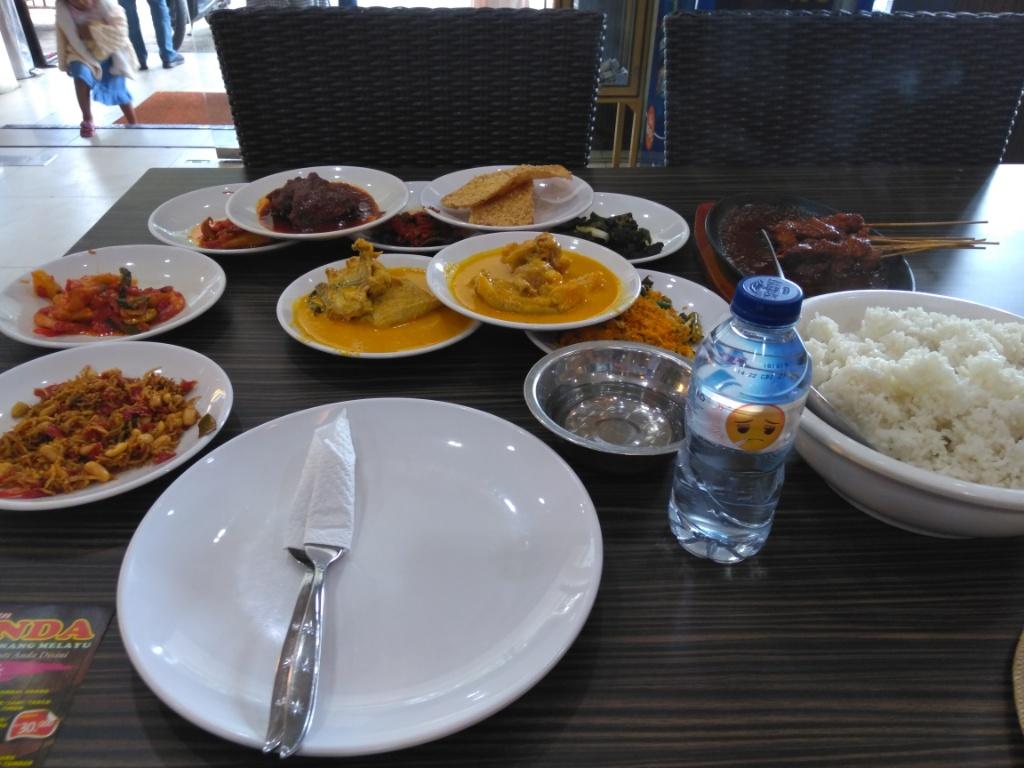 Nasi Padang @ Restoran Bunda