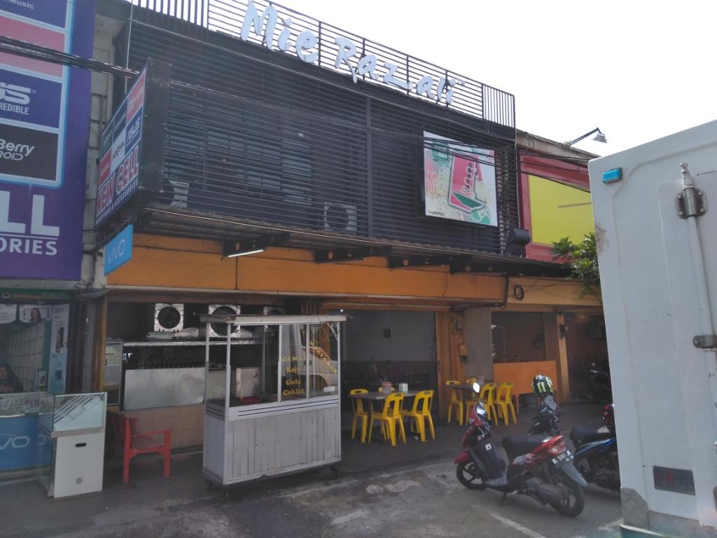 Mie Aceh Beef , Juice Alpokat @ Mie Razali