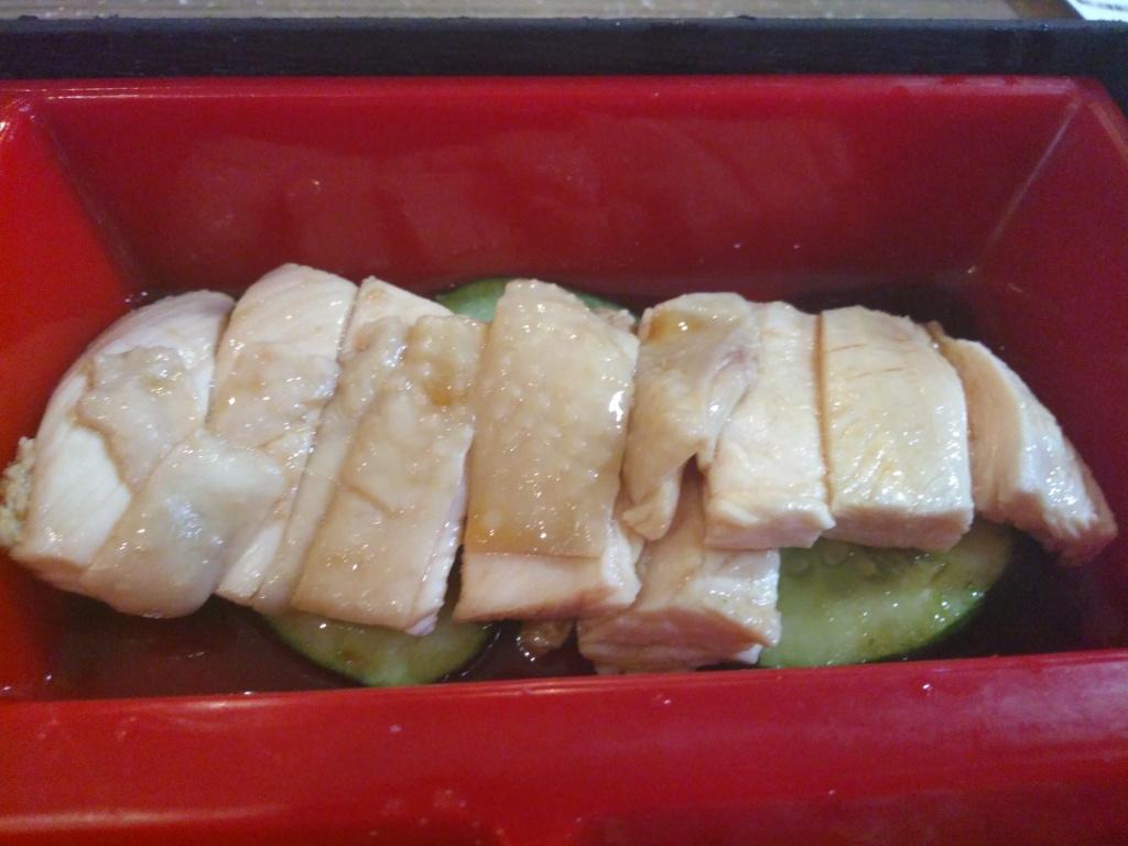 1977 Ipoh Steamed Chicken Rice @ Nan Yang Food Garden 南洋食苑