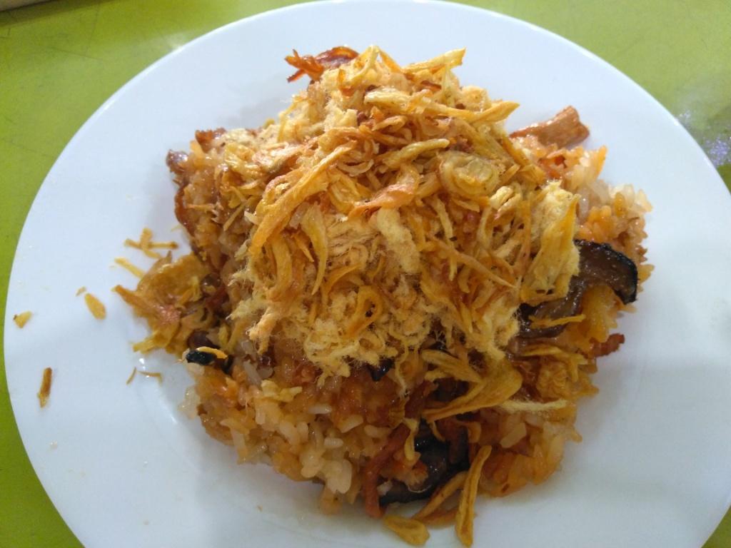 Xôi trộn bùi thị xuân (Sticky Rice) @ Xôi chè Bùi Thị Xuân