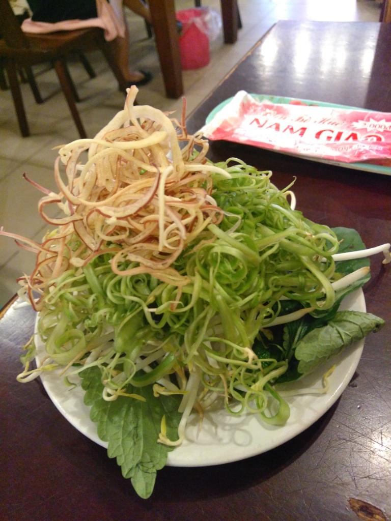Bún bò Huế (Beef & Rice Noodle Soup) @ Bún Bò Huế Nam Giao