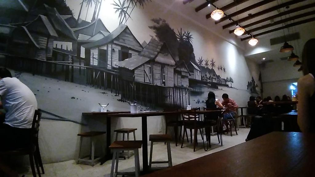 Nasi Lemak @ The Coconut Club