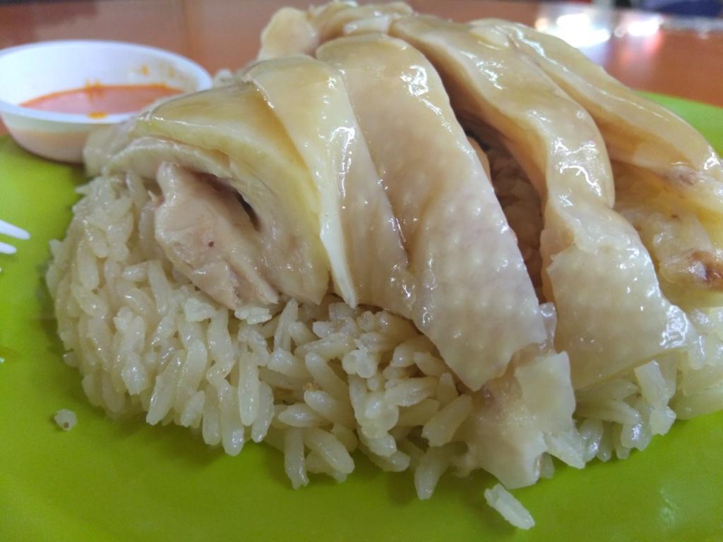 Chicken Rice @ Tian Tian Chicken Rice