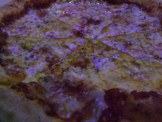 Margherita @ FATHER TED's - IRISH PUB & STEAKHOUSE