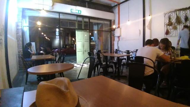 Bihun Goreng Ayam @ Saoenk Kito Restaurant
