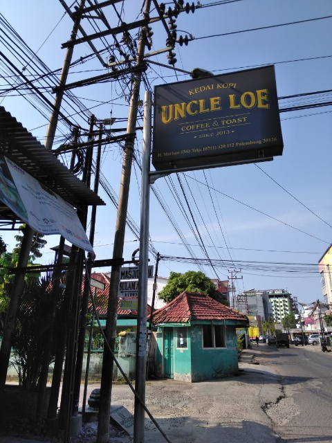 Nasi Goreng Uncle Loe, Lemon Squash @ Uncle Loe