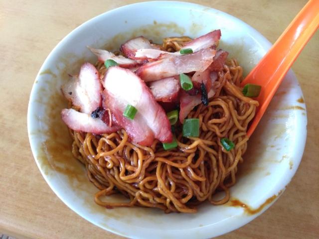 Wanton Mee @ Hooi ji Wantan mee (Hooi Kee Wan Ton Noodles)