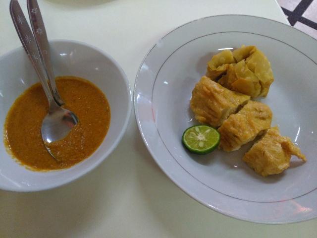 Batagor, Siomay @ Batagor Riri
