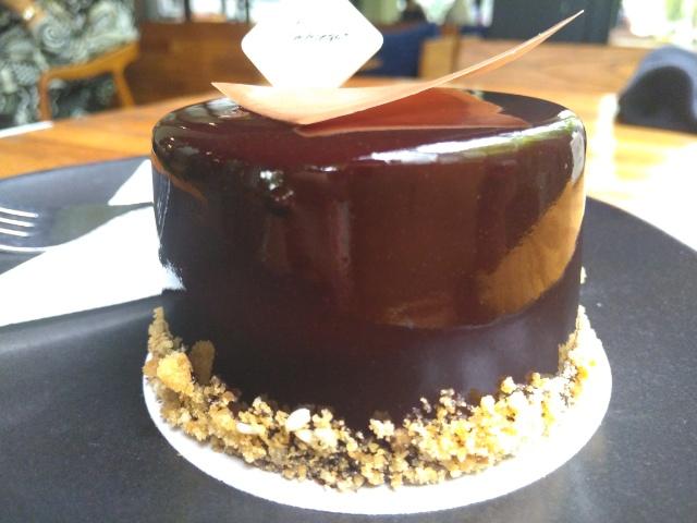 Chocolate Raspberry, Pineapple Dragon @ Ambrogio Patisserie
