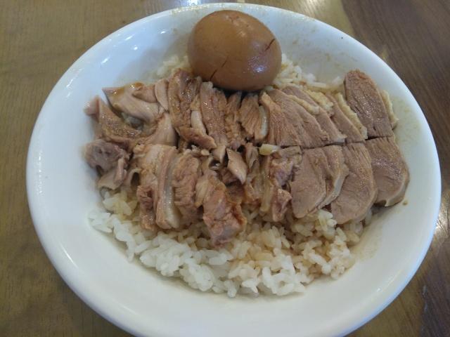 Duck meat Rice 鴨肉飯 @ 鴨霸當歸鴨