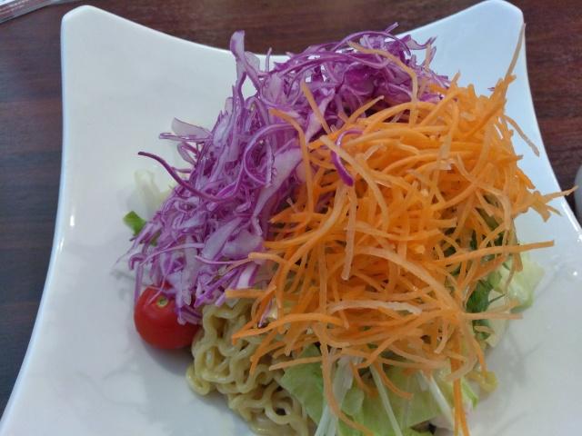 Original Ramen Salad (元祖ラーメンサラダ) @ Big Jug ビアレストラン北海道ダイニングビッグジョッキ