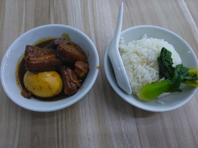 Braised Pork Berry @ Aunty Melon