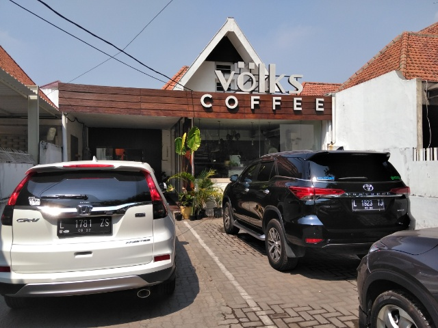 Chocolate Pie, Don't call me Honey @ Völks Coffee | Specialty Coffee