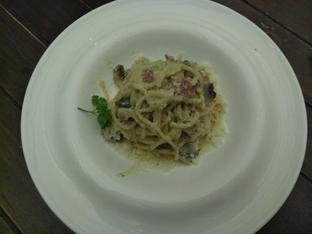 Spaghetti Carbonara @ Historica