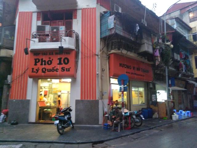 Tai @ Phở 10