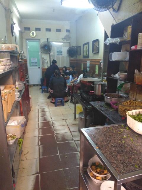 Bánh đúc nóng @ Bánh đúc nóng 8b Lê Ngọc Hân, Hà Nội