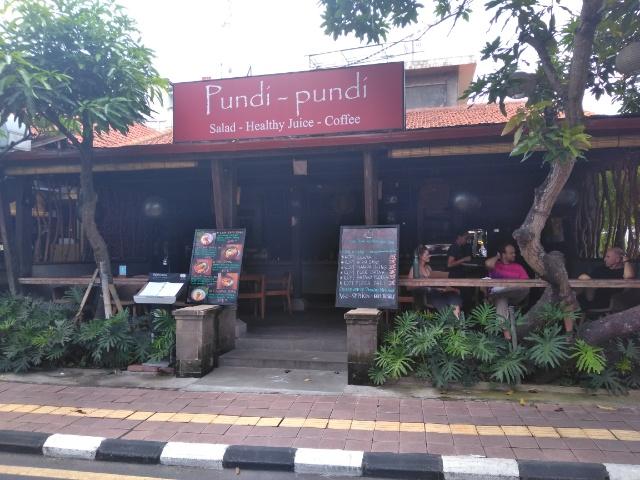 Nasi Goreng, Padi Bowl @ Pundi - pundi Asian & Grill Restaurant, Ubud