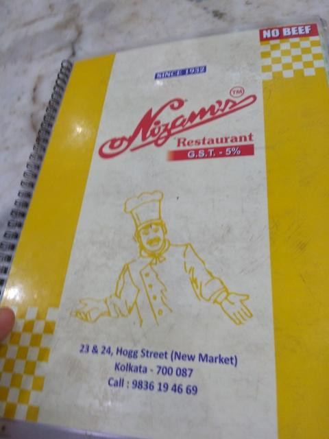 Nizam's Restaurant