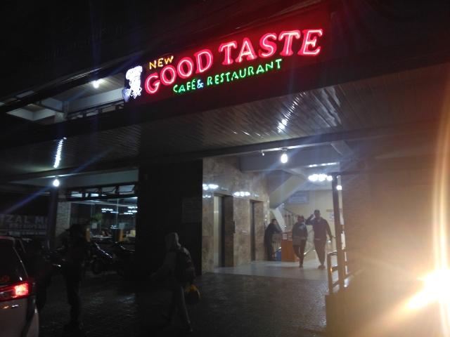 Good Taste Café & Restaurant