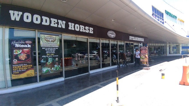 Wooden Horse Steak House