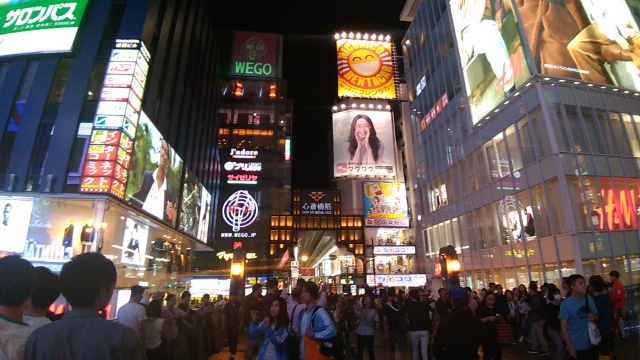 3年半ぶりに日本に一時帰国して思った めっちゃおもろい、活気は断トツアジアNo.1、レトロばっかり最先端はないんかい?、早く白タク始めろよ  – 大阪編 –