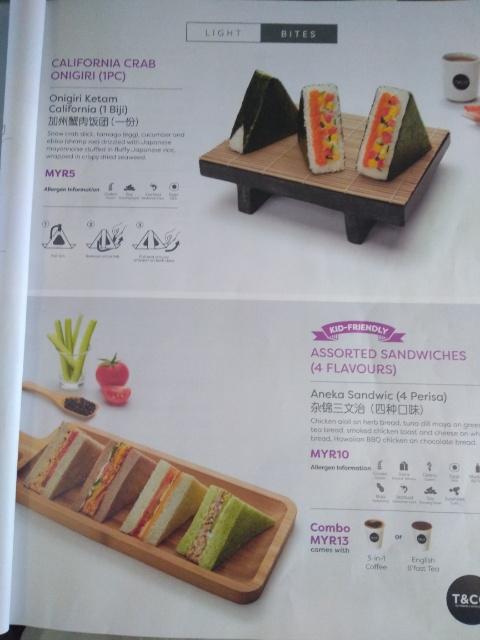 AirAsiaの機内食や機内販売はお得な価格が多い!