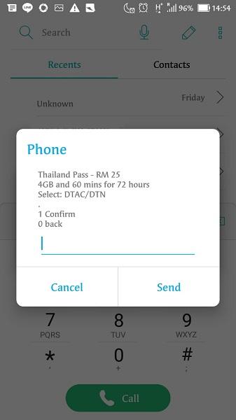 マレーシア在住者は、海外旅行時にはDigiのSimカードでローミングするのがお得!