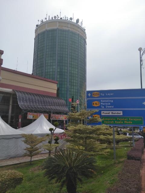 ケダ州最大の街 スンガイペタニ観光