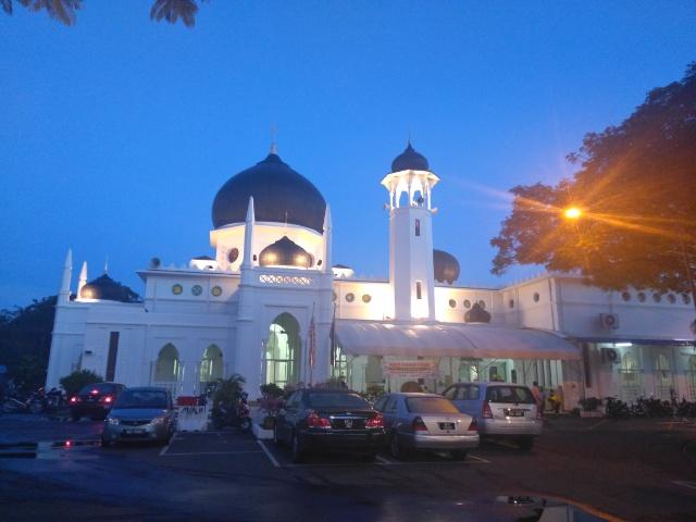 マレーシア最北端の州都 カンガー観光