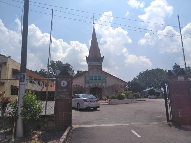 マレーシアの超有名コーヒー店 Kluang Rail Coffee がある街 クルアン観光